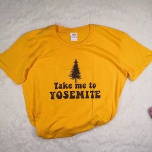 Tops - Retro Yosemite Tee